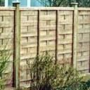 Fence Panels Interwoven