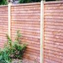 Fence Panels Straightlap