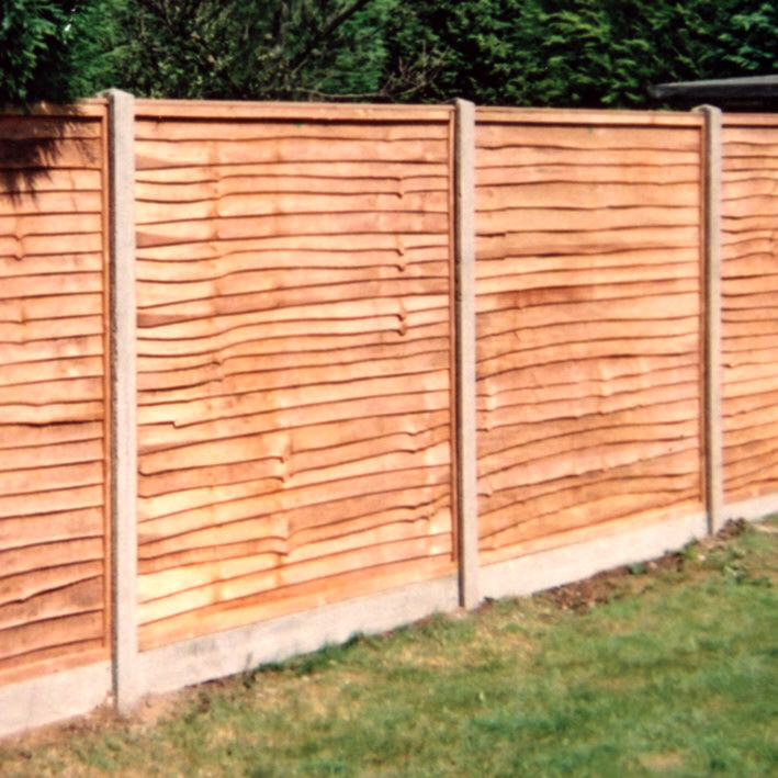 Wayneyedge Fence Panels