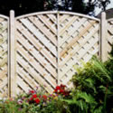 Nordic Vaga Continental fence Panels