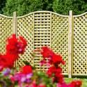 Royal Nordic Aurora Aspect fence Panels