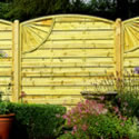 Royal Nordic Sunset Aspect fence Panels