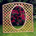 Special Trellis Panel Special Trellis fence panels
