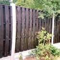 Vertical Pale fence Panels
