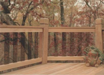 Decking Scenic Balusters 1