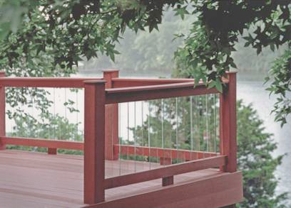 Decking Scenic Balusters 2