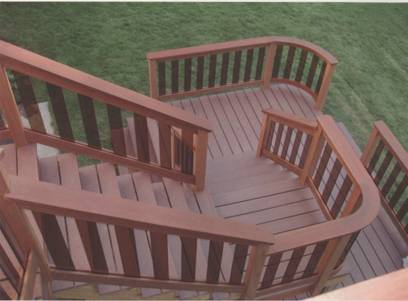 Decking Scenic Balusters 3