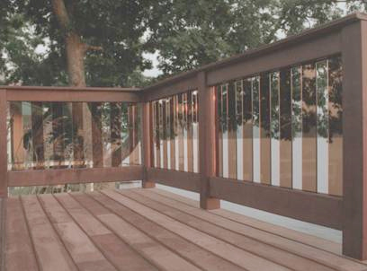 Decking Scenic Balusters 4