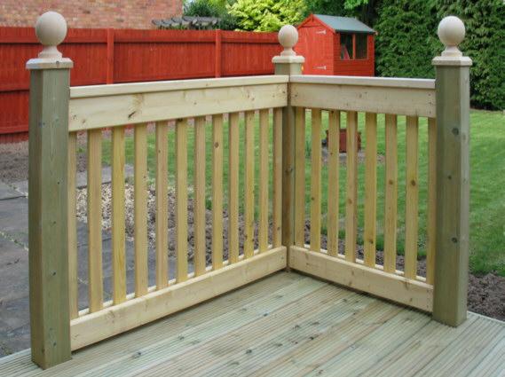 Wooden Decking 14