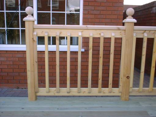 Wooden Decking 15