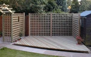 Wooden Decking 8